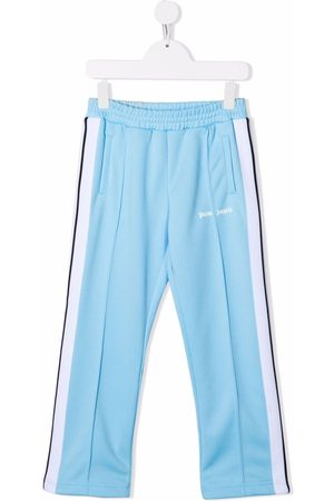 Palm Angels CLASSIC LOGO TRACK PANT LIGHT WHIT