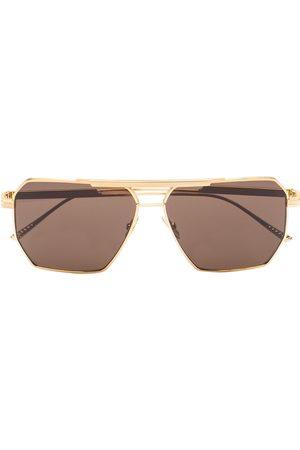 Bottega Veneta Herren Sonnenbrillen - Aviator-frame sunglasses
