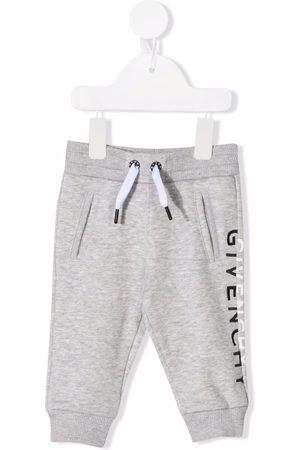 Givenchy Slips & Panties - Logo-print tracksuit bottoms