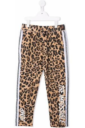 Dsquared2 Leopard-print leggings