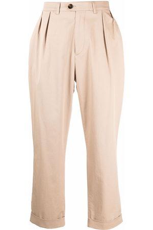 MACKINTOSH Herren Chinos - Field cropped chino trousers