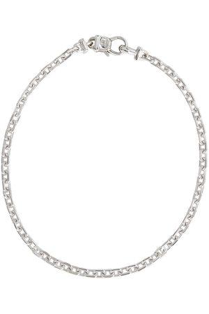 TOM WOOD Herren Armbänder - Anker Bracelet 7.7 Inch