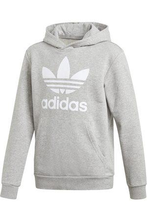adidas Mädchen Shirts - Kinder-Sweatshirt TREFOIL HOODIE madchen