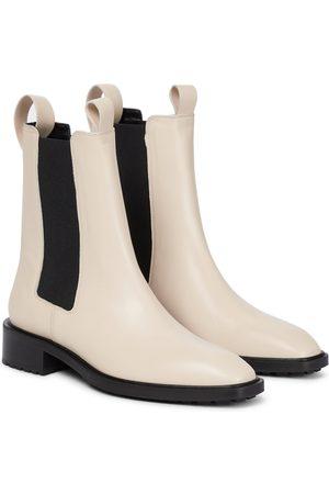 Aeyde Exklusiv bei Mytheresa – Ankle Boots Simone aus Leder