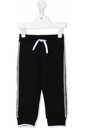 Givenchy Jogginghosen - Chainlink-print sweatpants