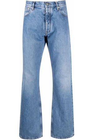 Maison Margiela Mid rise bootcut jeans