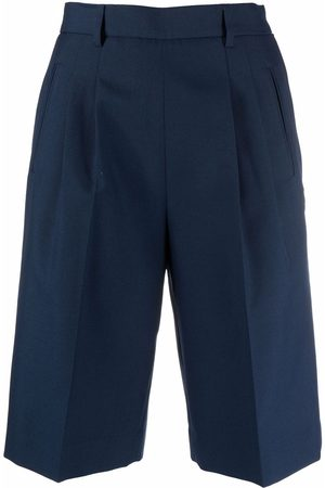 Maison Margiela High-waisted tailored shorts