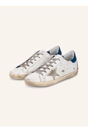 Golden Goose Damen Sneakers - Sneaker Superstar weiss