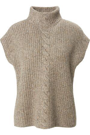 DAY.LIKE Damen Pullover - Pullunder aus 100% Schurwolle Merino