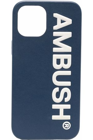 AMBUSH Logo-print iPhone 12 Pro Max case