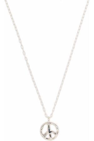 AMBUSH Halsketten - Peace-charm necklace