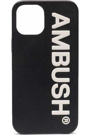 AMBUSH Handy - Logo-print iPhone 12 Pro Max case