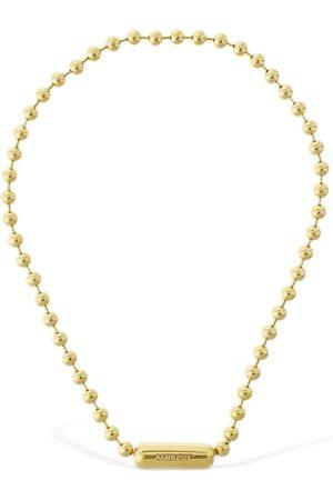 AMBUSH Halsband Mit Kugelkette