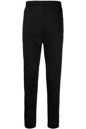 Alexander McQueen Herren Jogginghosen - Side-stripe track pants