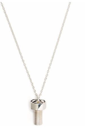 AMBUSH Herren Halsketten - Bolt pendant necklace