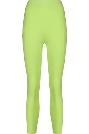 LIVE THE PROCESS High-Rise Leggings Crystal