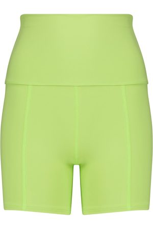 LIVE THE PROCESS Damen Leggings & Treggings - High-Rise Shorts