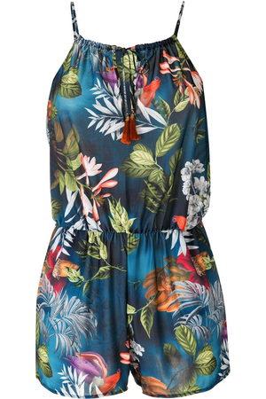 Lygia & Nanny Damen Jumpsuits - Laya print playsuit