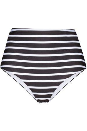More Joy Damen Bikinis - BRETON BKNI BTTM HGH WST BLACKW