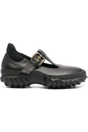 Marni Damen Ballerinas - Ridged-sole Mary Jane shoes