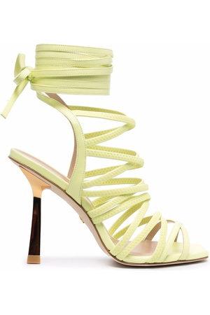 Stuart Weitzman Jaxie open-toe sandals