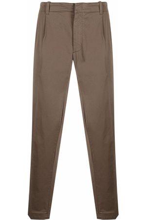 Z Zegna Stretch-cotton chino trousers