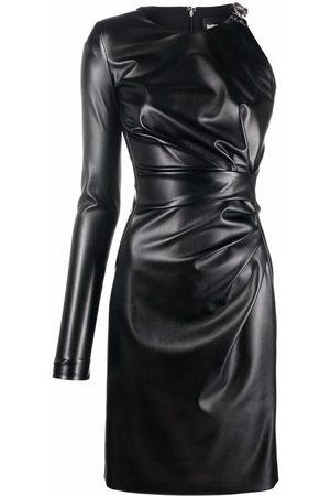 Roberto Cavalli Damen Asymmetrische Kleider - One-shoulder dress