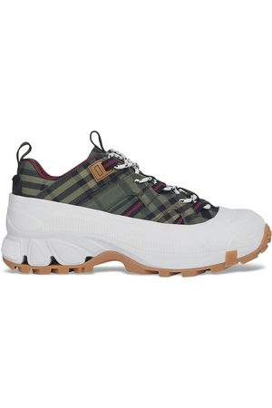 Burberry Arthur Vintage-Check low-top sneakers