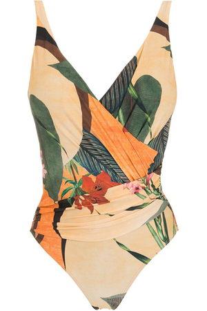 Lygia & Nanny Damen Badeanzüge - Tropical-print swimsuit