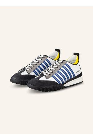 Dsquared2 Herren Sneakers - Sneaker Legend weiss