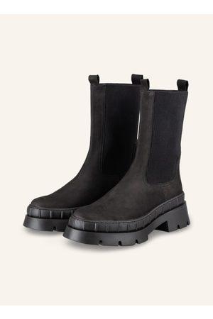 Mrs & HUGS Damen Stiefeletten - Chelsea-Boots