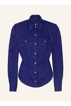 Isabel Marant Damen Blusen - Hemdbluse Tanalki blau