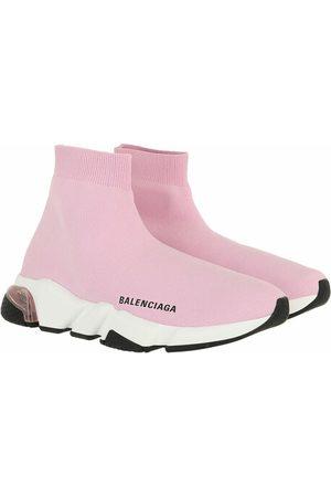 Balenciaga Turnschuhe Speed Sneakers Clearsole - in pink - für Damen