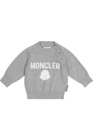 Moncler Baby Sweatshirt aus Baumwolle