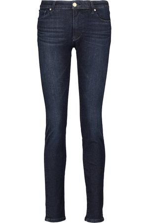 AG Jeans High-Rise Skinny Jeans Prima