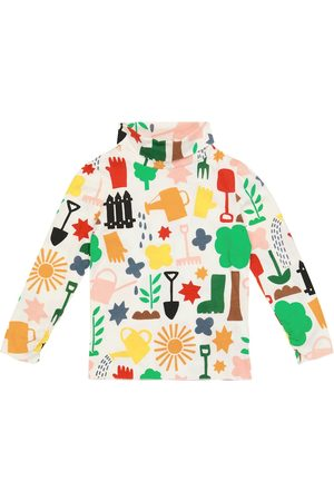 Stella McCartney Kids Bedrucktes Top aus Bio-Baumwolle