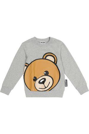 Moschino Sweatshirt aus Stertch-Baumwolle