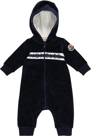 Moncler Baby Spieler aus einem Baumwollgemisch