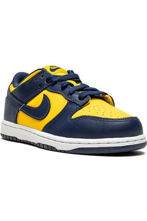 "Nike Dunk Low ""Michigan"" sneakers"