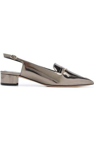 Paul Smith Pointed slingback slippers