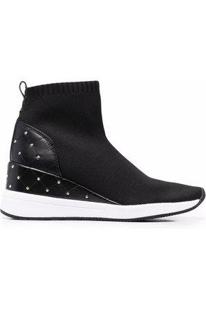 Michael Kors Skylar high-rise sneakers