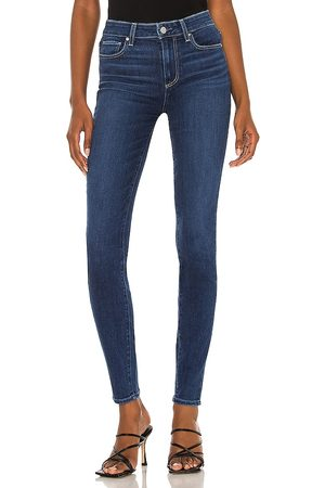 Paige Hoxton Ultra Skinny Jean in - Blue. Size 23 (also in 24, 25, 26, 27, 28, 29, 30).