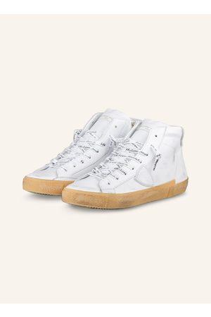 Philippe model Hightop-Sneaker Prsx weiss