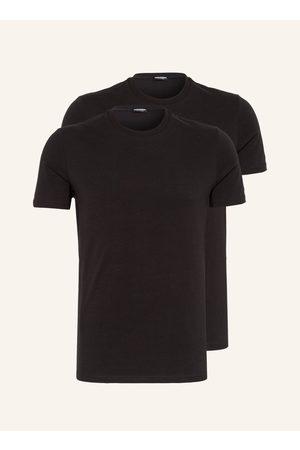 Dsquared2 Herren Shirts - 2er-Pack T-Shirts