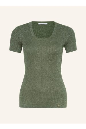 PATRIZIA PEPE Damen Shirts - Strickshirt gruen