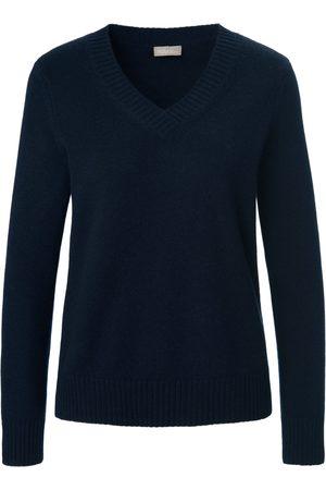 include V-Pullover aus 100% Premium-Kaschmir