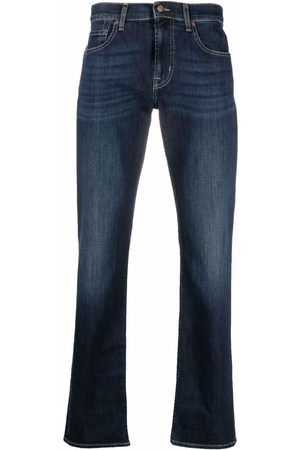 7 For All Mankind Slim-cut jeans