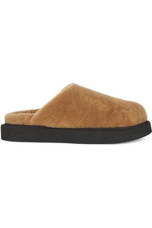 Giuseppe Zanotti Wynter shearling slippers