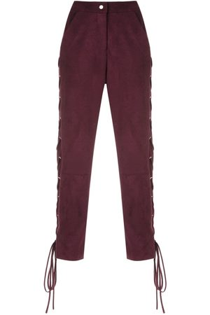 Olympiah Napoles cropped trousers