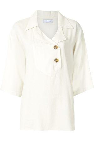 Olympiah Zuzu buttoned blouse